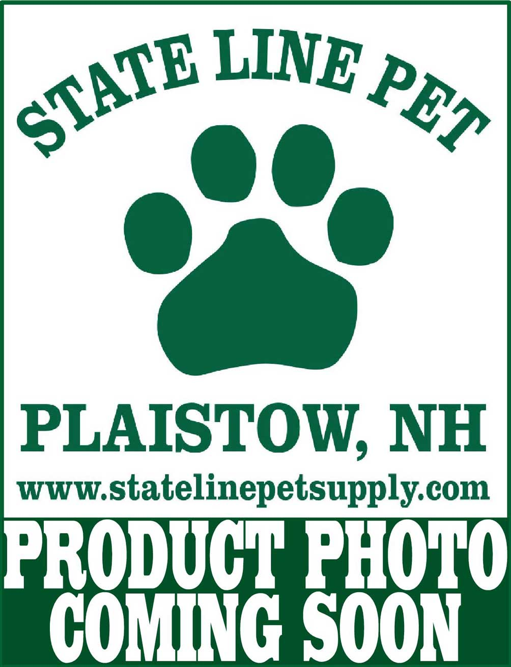 Holiday Stocking with Paw Large