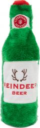 ZIPPY PAWS Holiday Happy Hour Crusherz - Reindeer Beer