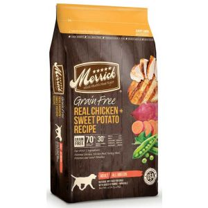 MERRICK Dog Grain Free Chicken 10lb