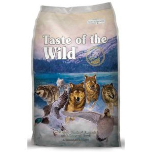 Taste of the Wild Dog Wetlands with Roasted Fowl  28lb