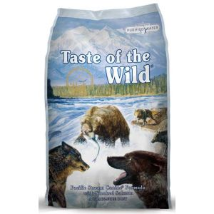 Taste of the Wild Adult Dog Pacific Stream with Smoked Salmon 28lb
