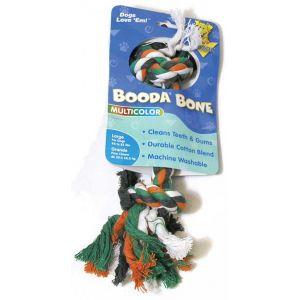 Booda 2 Knot Rope Bone Large